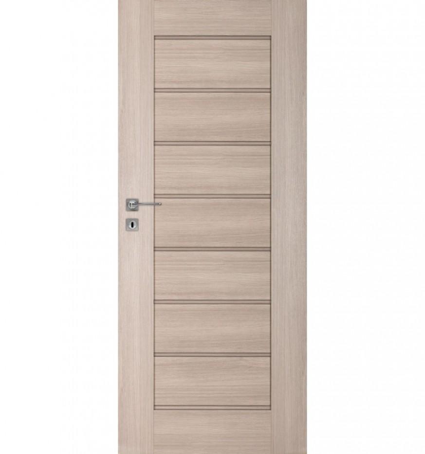 """Interiérové dvere Bazár Dre Premium 4 """"70"""" Eben 3D ľavé - www.modos.sk"""