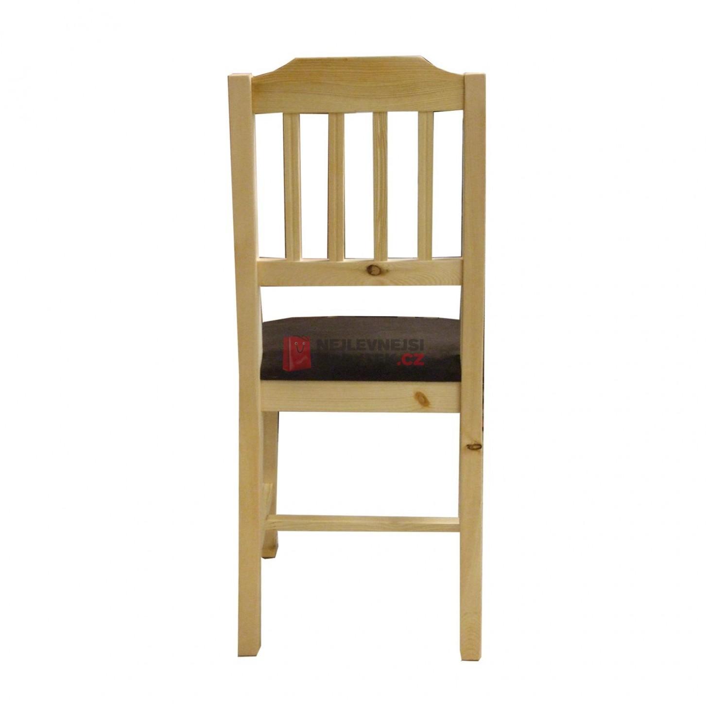 16 Galerie Idea Polstrovaná židle 4843 dub
