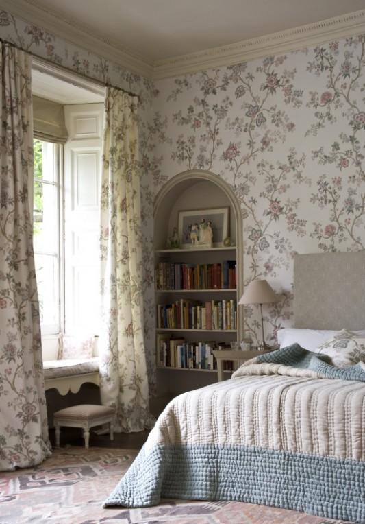Anglický venkovský styl čerpá inspiraci z přírody | Styl a Interier