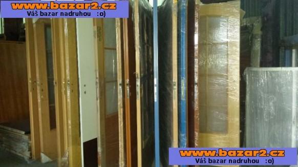 Nové české interiérové dveře , Kladno, bazar, bazoš
