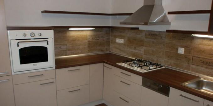 Kuchyně - AQUA interiér