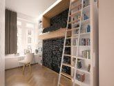 Galerie Nápad z Interiér bytu