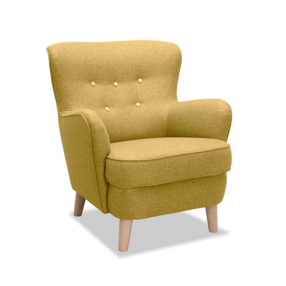 Žluté Kreslo