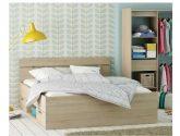 Kolekce (270 Obrázky) Idea Nejlepší z Multifunkcní postel 90x200 MICHIGAN dub