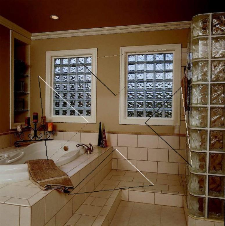 Galerie Nápady Nejlevnější z Luxfery Koupelna