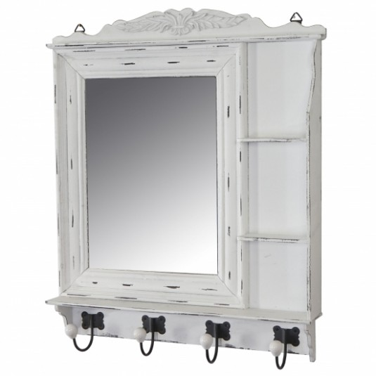Vešák Se Zrcadlem