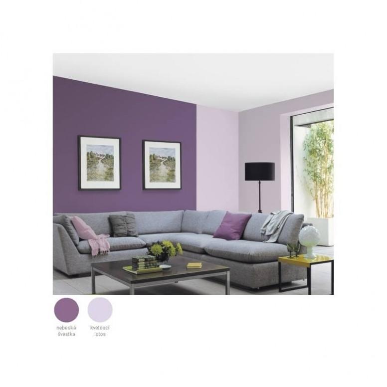Barva interiérová Dulux COW - levandule 5 L, Provence | KASA.cz