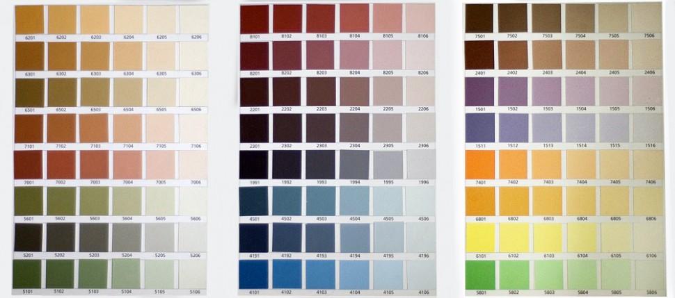 Interiérové barvy - Denas color a.s.