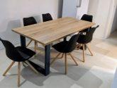 Sbírka (115 Obrázky) Nápady Nejlepší Jídelní Stul A Židle