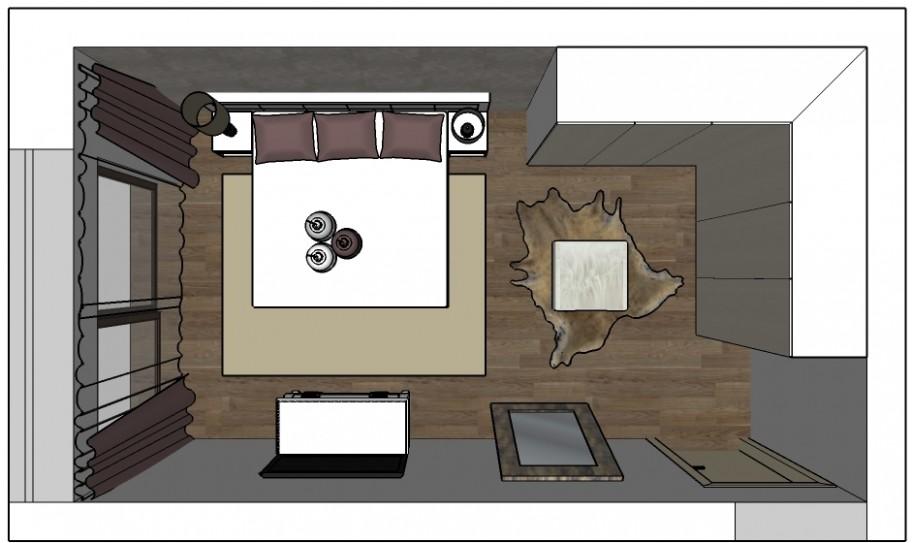 Nápady (11 Obrázky) Nejchladnejší Ložnice interiér