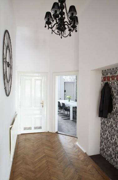 Interiérová návrhářka bloguje: Černobílý byt