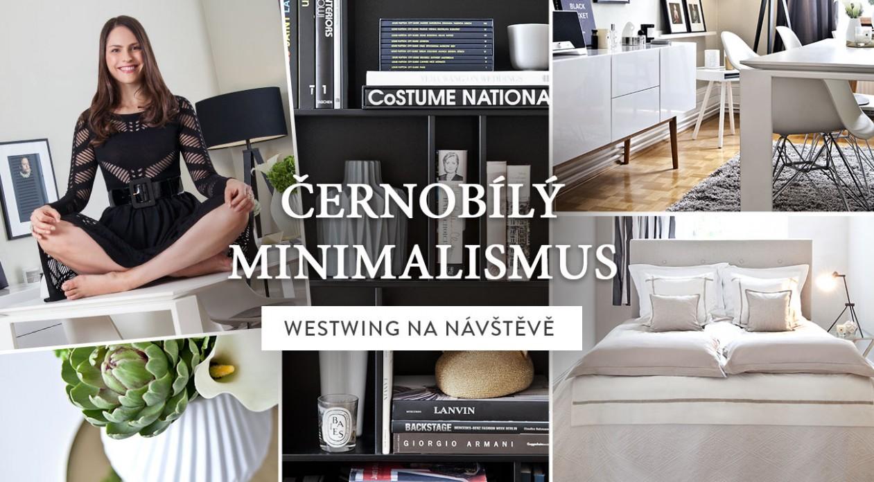 Černobílý interiér vám zabrnká na vaši retro strunu - Westwing magazín