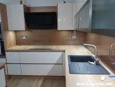 20 Galerie Napady Deska za Kuchyňskou Linku