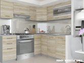 Fotka Idea Nejnovejsi z Rohová Kuchyňská Linka