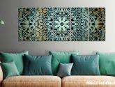 Galerie Idea Nejnovejsi z Obraz Mandala na Zed