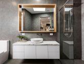 Kolekce (74+ Fotky) Napady Nejchladnejsi z Zrcadlo do Koupelny