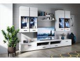 Priklad (31+ Fotky) Inspirace Kvalitni Obývací Stěna Bílá