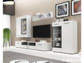 Priklad (62+ Fotka) Idea Nejvice Bílá Obývací Stěna