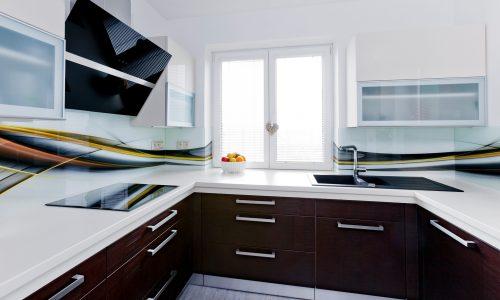 21 Kolekce Idea Kvalitni z Sklo za Kuchyňskou Linku