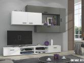 Nejlepší idea Obývací stěna bílá (20+ obraz)
