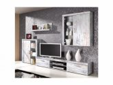 Nejlepší inspirace Obývací stěna bílá (93+ fotka)