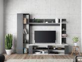 Nejlepší fotografie nápad pro Obývací stěna bílá