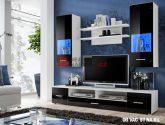 Nejnovejší nápady pro Obývací stěna bílá idea (99 fotky)