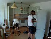 (10+ fotky) Nejlépe idea pro Ikea kuchyně