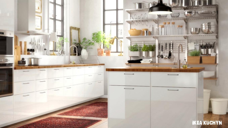 Ikea kuchyně