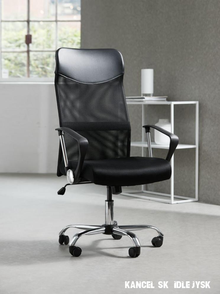 Kancelářské židle jysk