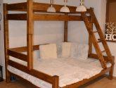 Kvalitní nápad Patrová postel (24 obrázky)