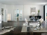 (10 fotky) Kvalitní nápady Interiérové dveře bílé