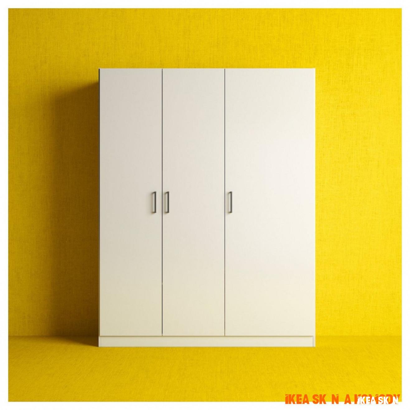 Ikea skříně