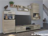 (15+ fotky) Nejvýhodnejší nápad z Obývací stěna dub sonoma idea