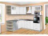 (36 obrázky) Nejvýhodnejší nápady z Bílá kuchyňská linka