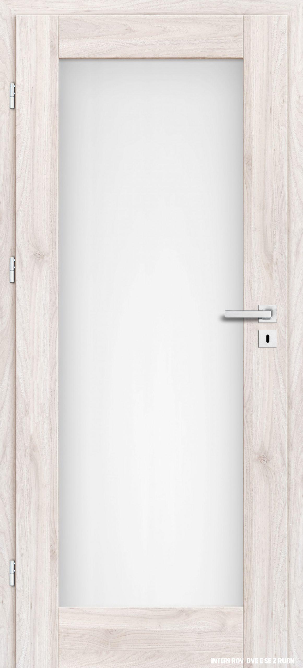 Interiérové dveře se zárubní