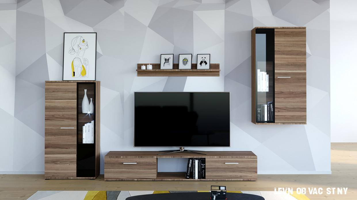 Levné obývací stěny