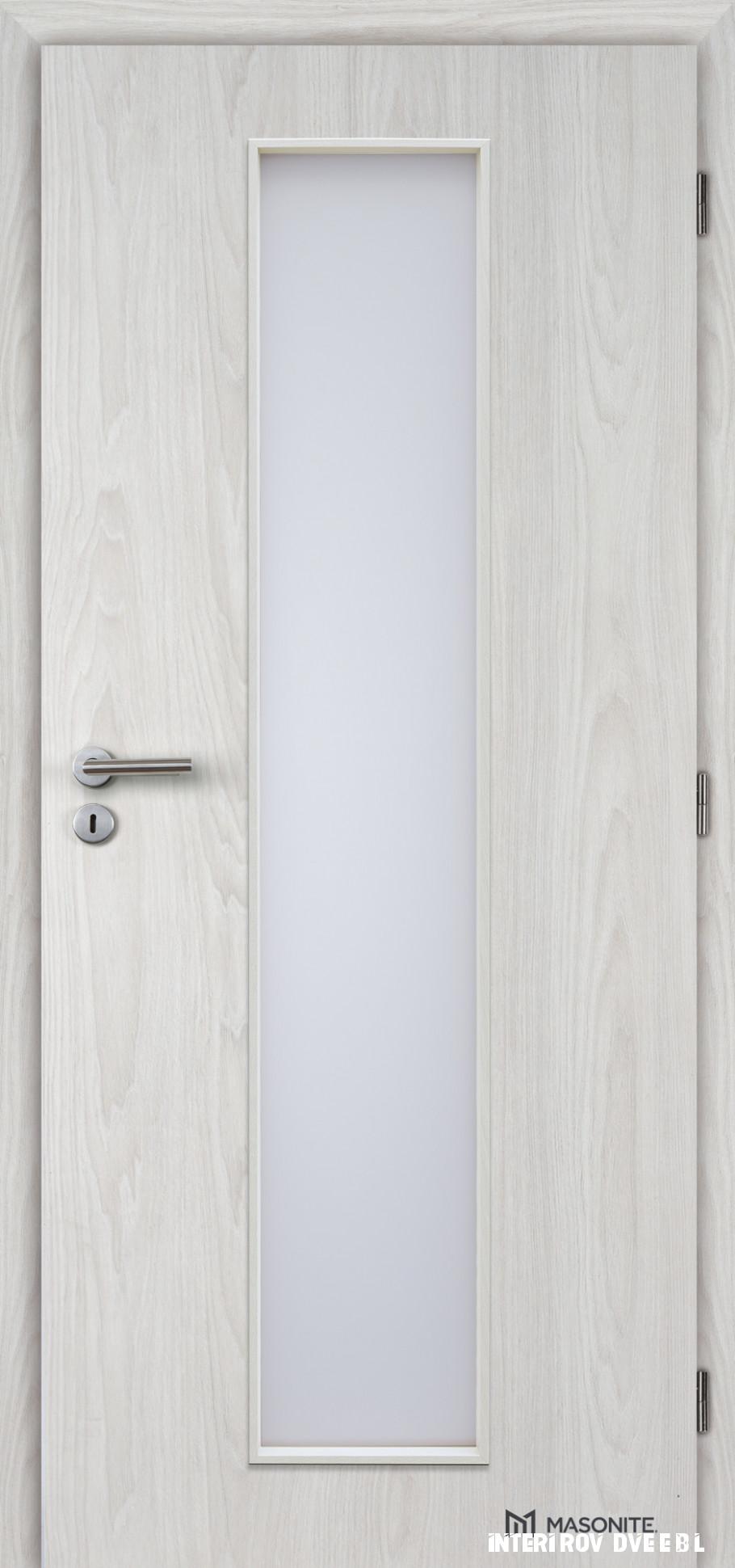 Interiérové dveře bílé