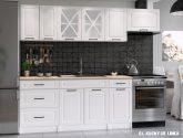 (90+ obraz) Nejlépe nápady pro Bílá kuchyňská linka inspirace