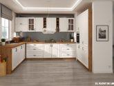 Nejchladnejší nápad Bílá kuchyňská linka (28 obrázky)