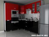 Nejlepší nápad Rohová kuchyňská linka inspirace (93 fotka)