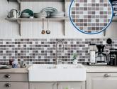 Nejlepší nápady pro Obklady do kuchyně idea (69+ obrázky)