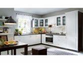 Nejlevnejší nápad pro Bílá kuchyňská linka (19+ obrázky)