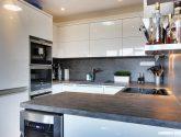 Nejlevnejší nápad z Moderní kuchyně inspirace (18+ obrázky)