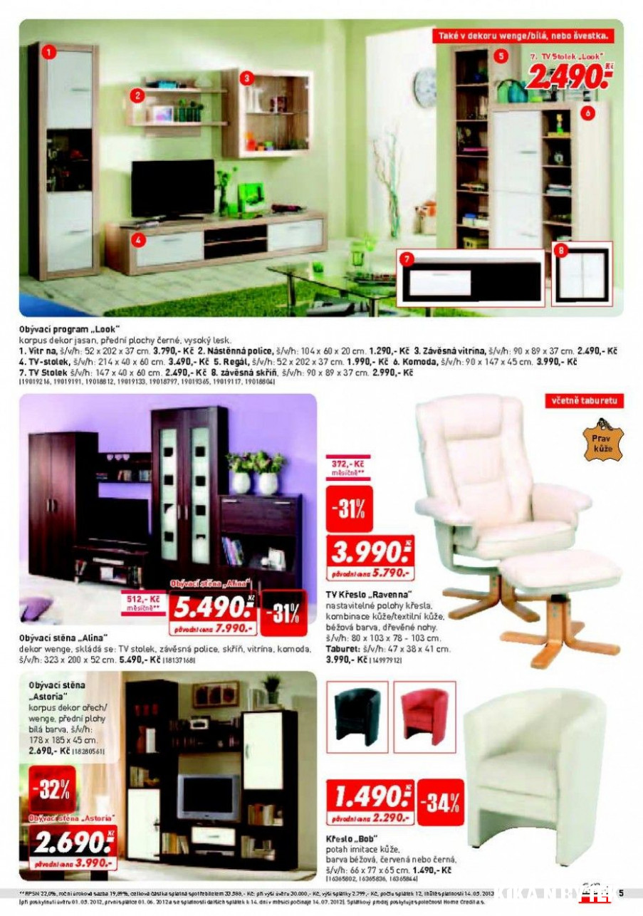 Kika nábytek