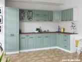 Nejvíce nápady z Kuchyňská linka rohová inspirace (83+ obrázky)
