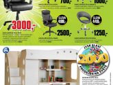 60 Nejvýhodnejší nápad z Jysk Kancelářská Židle