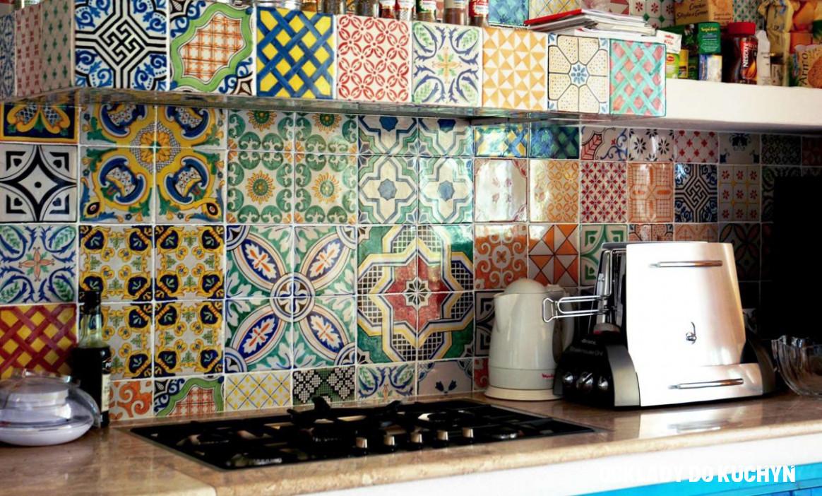Obklady do Kuchyně