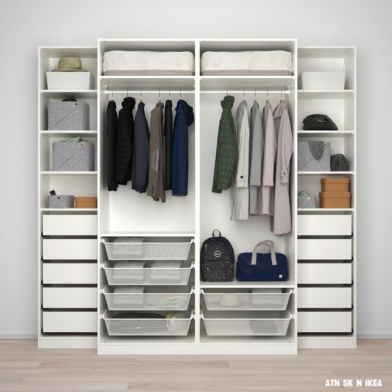 Šatní Skříně Ikea