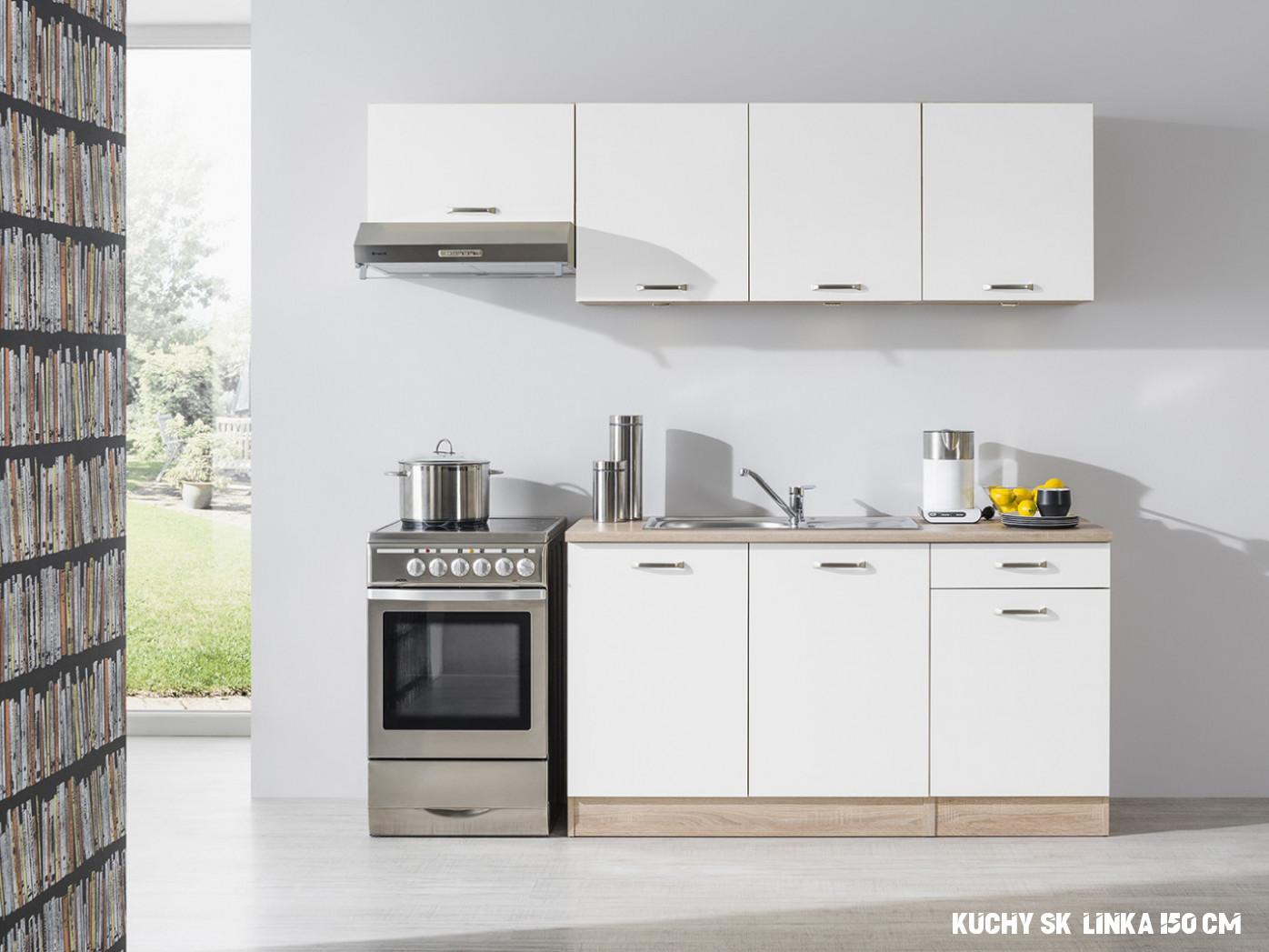 Kuchyňská Linka 150 Cm